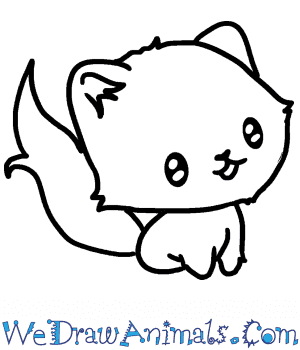 How to Draw a Baby Cat in 5 Easy Steps