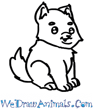 How to Draw a Baby Dog in 5 Easy Steps