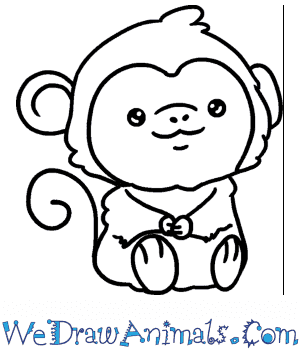 How to Draw a Baby Monkey in 7 Easy Steps
