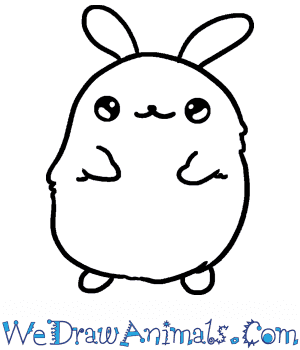 How to Draw a Baby Rabbit in 4 Easy Steps