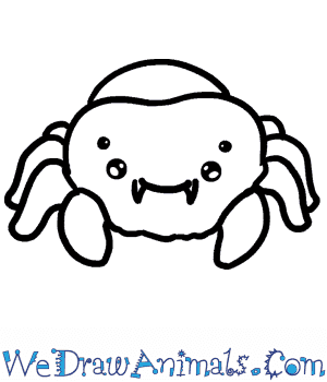 How to Draw a Baby Spider in 5 Easy Steps
