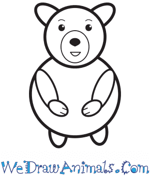 How to Draw a Bear For Kids in 6 Easy Steps