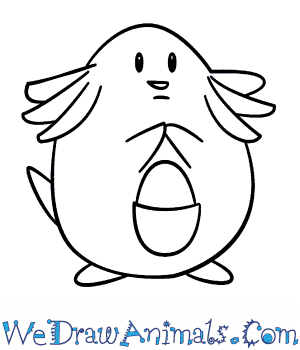 How to Draw  Chansey in 7 Easy Steps