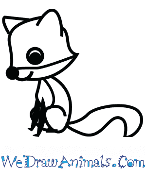 How to Draw a Cute Fox in 5 Easy Steps