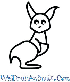 How to Draw a Cute Kangaroo in 4 Easy Steps