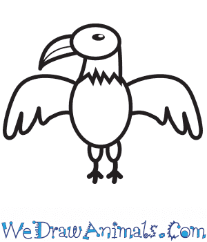 How to Draw an Eagle For Kids in 9 Easy Steps