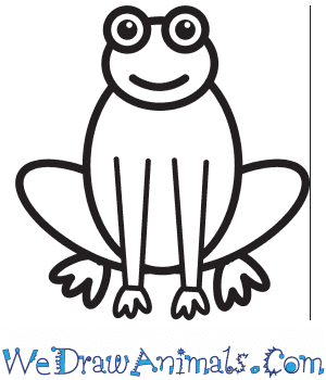 How to Draw a Frog For Kids in 7 Easy Steps