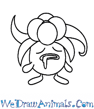 How to Draw  Gloom in 7 Easy Steps