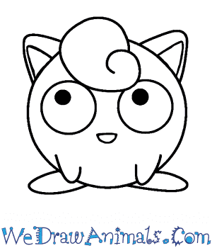 How to Draw  Jigglypuff in 7 Easy Steps