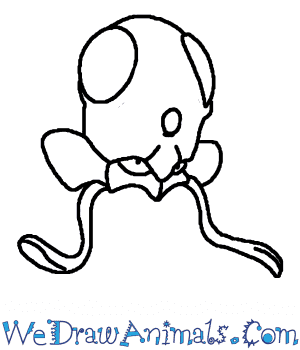How to Draw  Tentacool in 6 Easy Steps