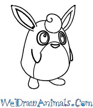 How to Draw  Wigglytuff in 7 Easy Steps