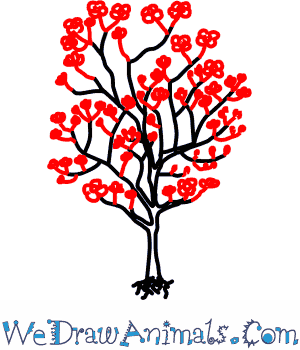 graphic relating to Legend of the Dogwood Tree Printable referred to as How towards Attract a Dogwood Tree