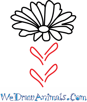 How to draw a pink flower print tutorial mightylinksfo Images